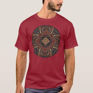 Acrylic Vision Mandala Art Shirt
