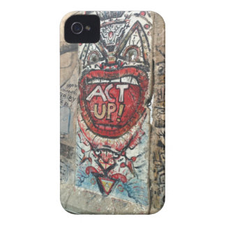 Act up phone case iPhone 4 cover