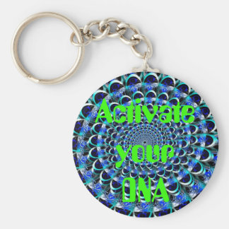 Activate your DNA keychain