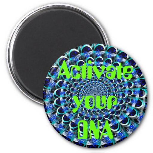 Activate your DNA magnet