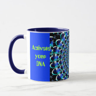 Activate  your  DNA mug