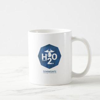 Activating Empathy Humankind 2.0 by egoFree Water Basic White Mug