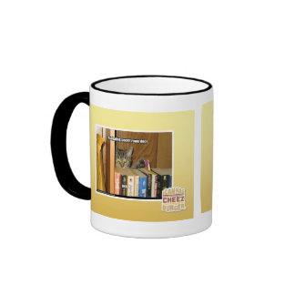 Activating Secret Room Door Ringer Coffee Mug