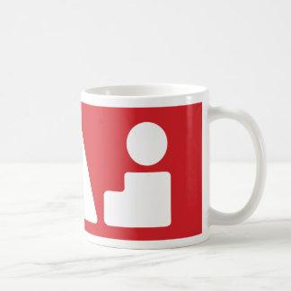 Active Art Jam Logo Basic White Mug