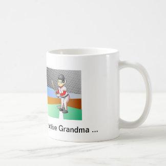 Active Grandma mug
