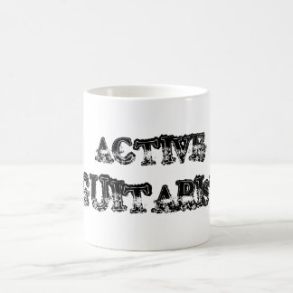 ACTIVE , GUITARIST MUG