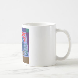 ACTIVE TORNADO waves art Graphic ARTISTIC GIFTS Coffee Mugs
