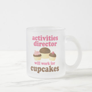 Activities Director (Funny) Gift Coffee Mug