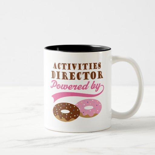 Activities Director Funny Gift Mug