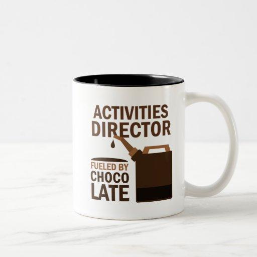 Activities Director Gift (Funny) Mugs