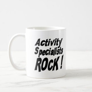 Activity Specialists Rock! Mug