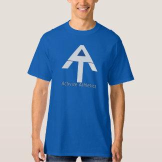 Activize Athletics Blue T-Shirt