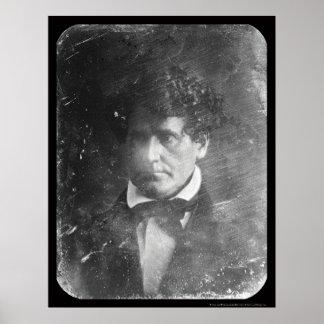 Actor Thomas Hamblin Daguerreotype 1848 Poster