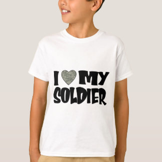 ACU Heart - I Love My Soldier Shirts