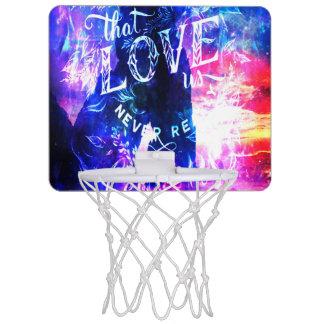Ad Amorem Amisi Dreamer's Cove Ones That Love Us Mini Basketball Hoop