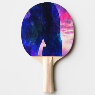 Ad Amorem Amisi Dreamer's Cove Ping Pong Paddle
