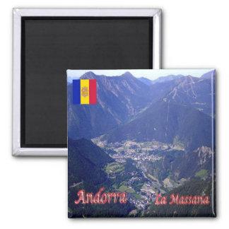 AD - Andorra - La Massana Magnet
