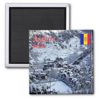 AD - Andorra - Ordino Magnet