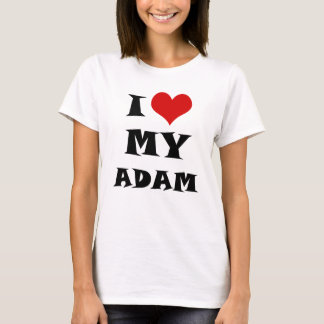 Adam And Eve Family T shirt