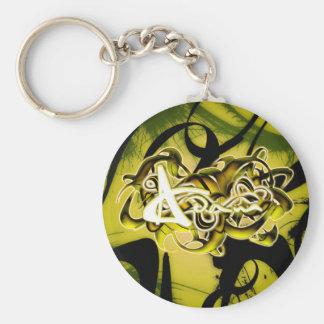 Adam Key Ring