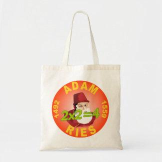 Adam Ries Tote Bag