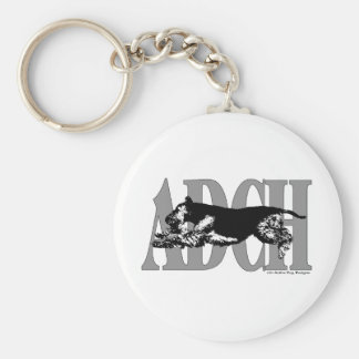 ADCHAiredale Key Ring