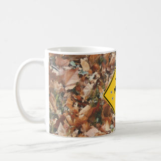 Add your message deer camo mug