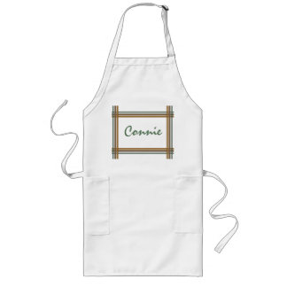 Add your Name Long Apron