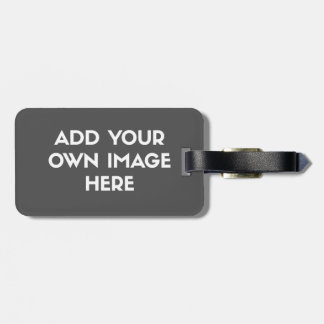 Add Your Own Image/Photo Luggage Tag