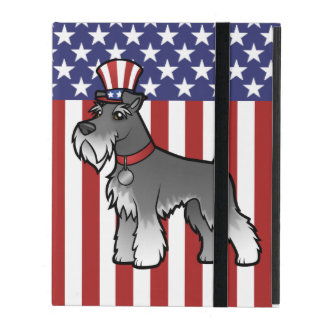 Add Your Own Pet and Flag Covers For iPad