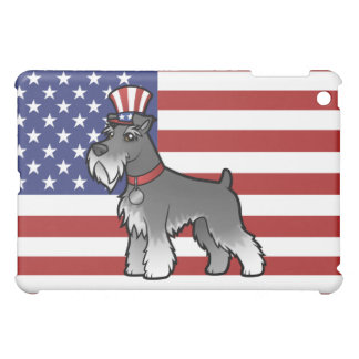 Add Your Own Pet and Flag iPad Mini Covers