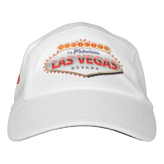 Addicted to Las Vegas, Nevada Funny Sign Hat