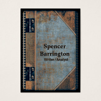 Addison Spencer Professional Business Card