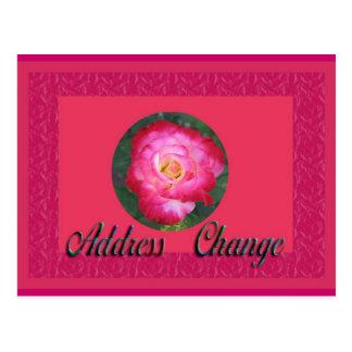 Address Change Postcard
