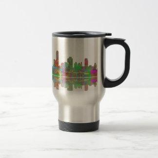Adelaide SA Skyline Travel Mug