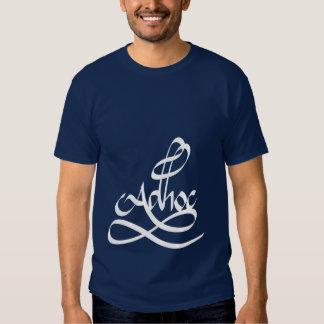 Adhoc Calligraphy T Shirt