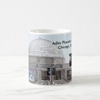 Adler Planetarium - Chicago, IL Basic White Mug