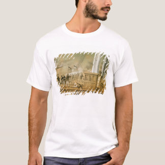 Admiral Amedee Anatole Courbet T-Shirt