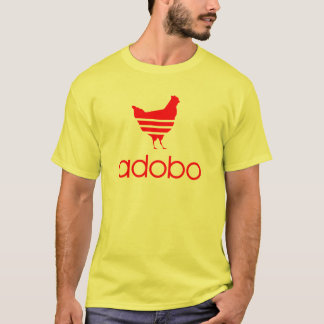Adobo Red T-Shirt