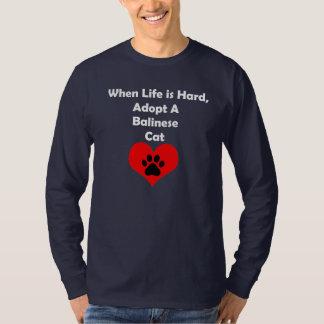 Adopt A Balinese Cat T-Shirt