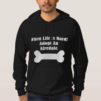 Adopt An Airedale Hoodie