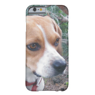 Adorable Beagle Pup Barely There iPhone 6 Case