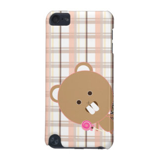 Adorable Beaver iPod Case iPod Touch 5G Case