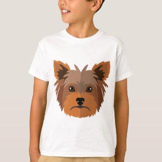 Adorable Cartoon Yorkshire Terrier, Yorkie T-Shirt