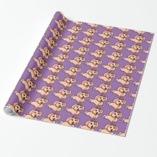 Adorable Pup Wrapping Paper