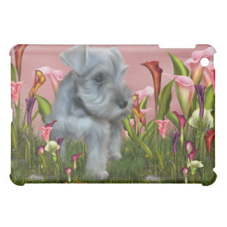Adorable Schnauzer iPad Mini Cover