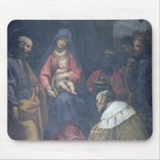 Adoration of the Magi, 1629 (oil on canvas) Mouse Pad