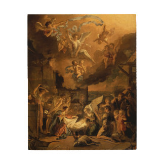 Adoration of the Shepherds Fine Art Christmas