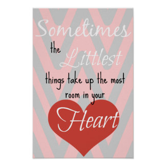 Adorble Nursery Quote Poster