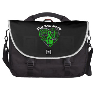 Adrenal Cancer For My Hero Computer Bag